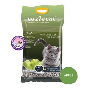 cozie cat litter