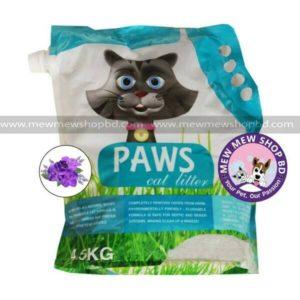 Paws litter (6) lavender