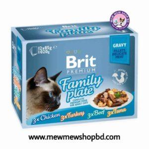 Brit Family Plater