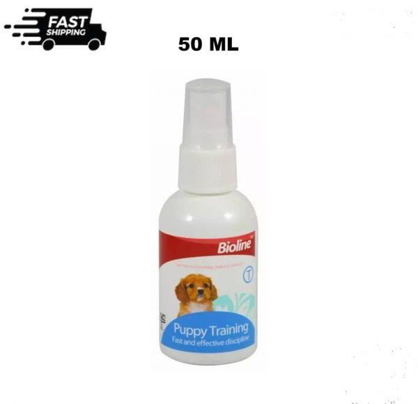 Bioline Puppy Training Spray