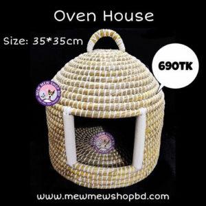 Pet Cat Oven House