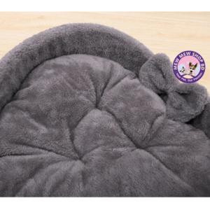 Grey Cat Bed