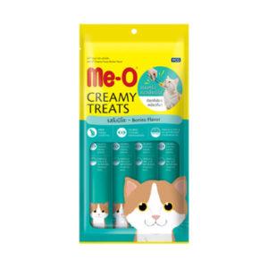 Petsnpets MeO Creamy Treats Bonito Flavor