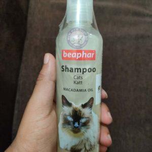 beaphar cat shampoo