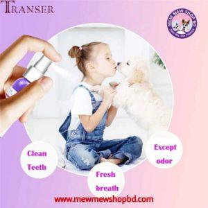 pet oral spray