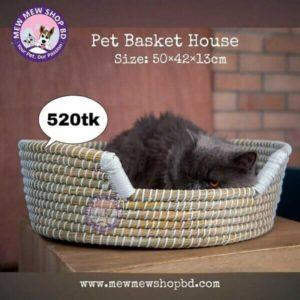 Cat Basket House