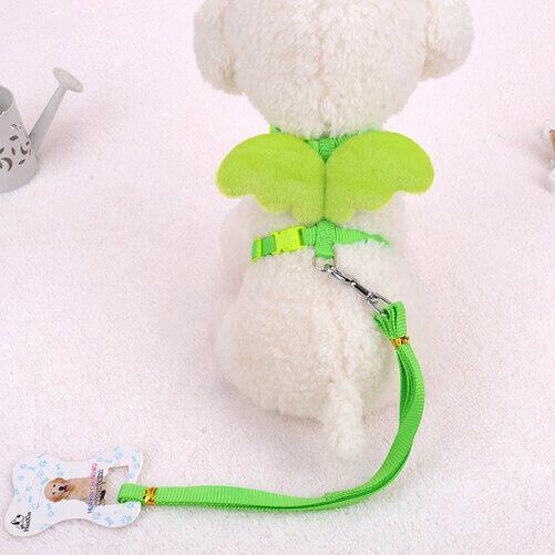 pet angle harness