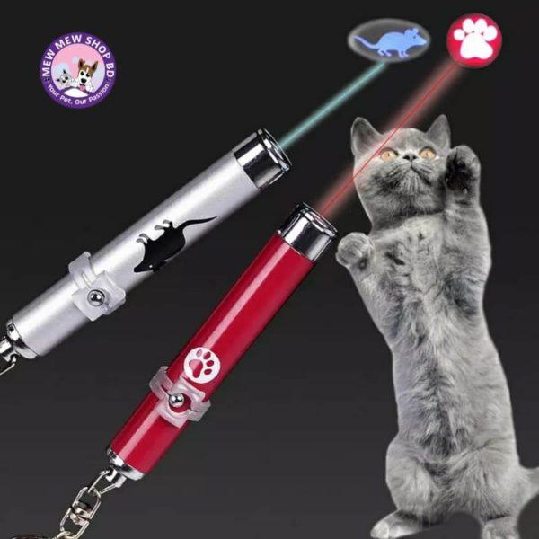led laser paw print