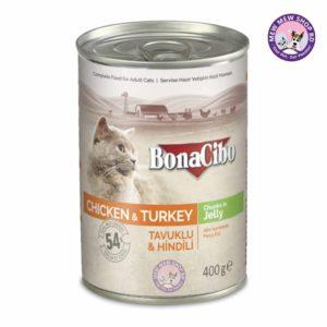 Bonacibo Canned food