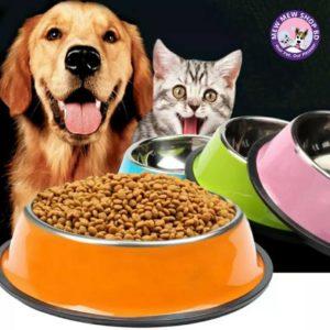 Pet cat & Dog Food bowl