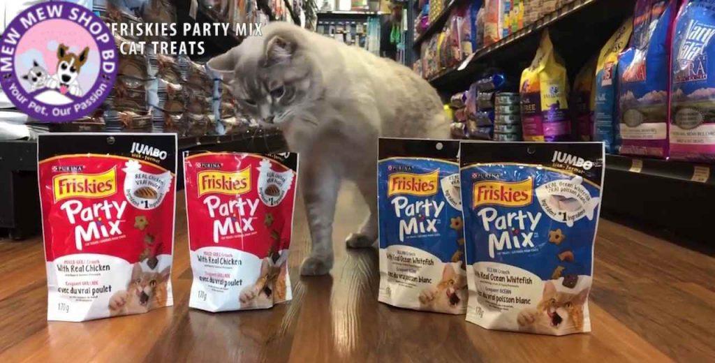 Cat Treats Friskies