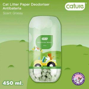 Cature Cat Litter Deodorizer Grass