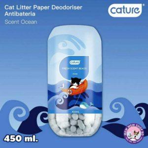 Cature Cat Litter Deodorizer ocean