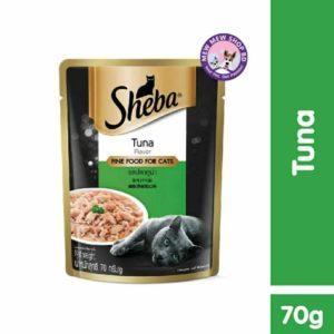 sheba tuna