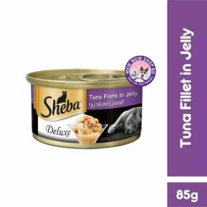 sheba canned food