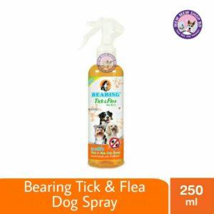 Bearing Tick and Flea Dog Spray 250 ml