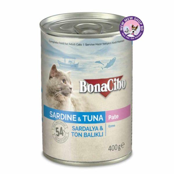 Bonacibo Canned Sardine & Tuna