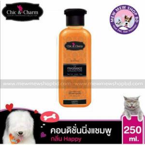 Bearing Chic & Charm Shampoo for Dog Cat Happy