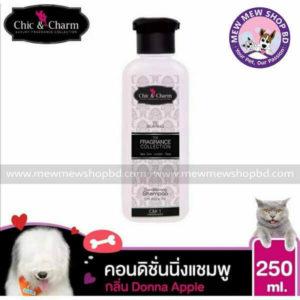 Bearing Chic & Charm Shampoo for Dog Cat