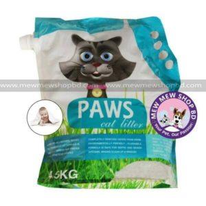 Paws Cat Litter Baby powder