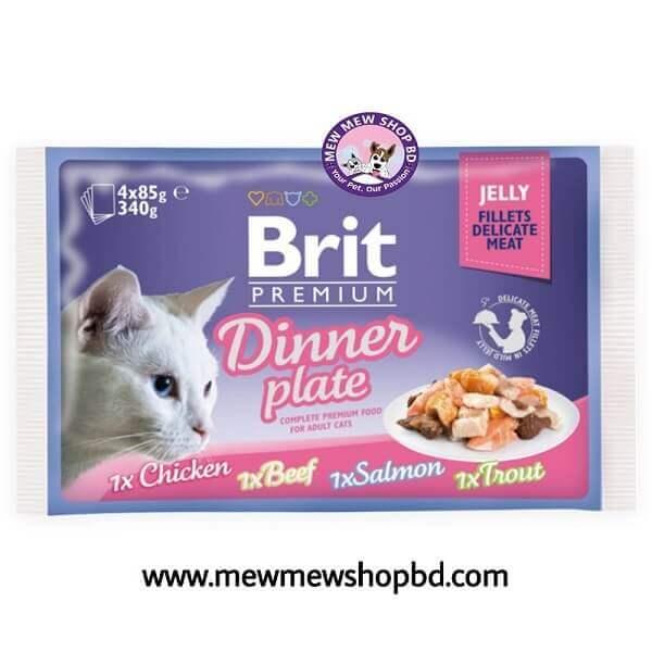 Brit Premium Cat Pouch Dinner