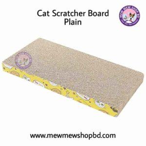 Cat Scratch Board Plain