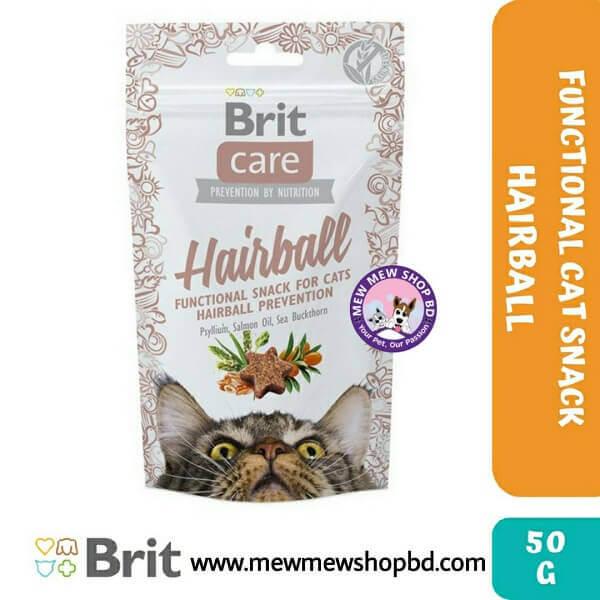 Cat Snack Hairball